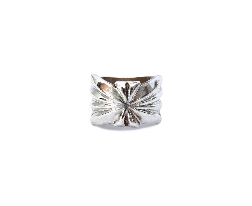 Butterfly Repousse Ring (R-BR1)