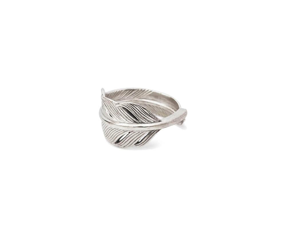 Kazekiri Feather Ring