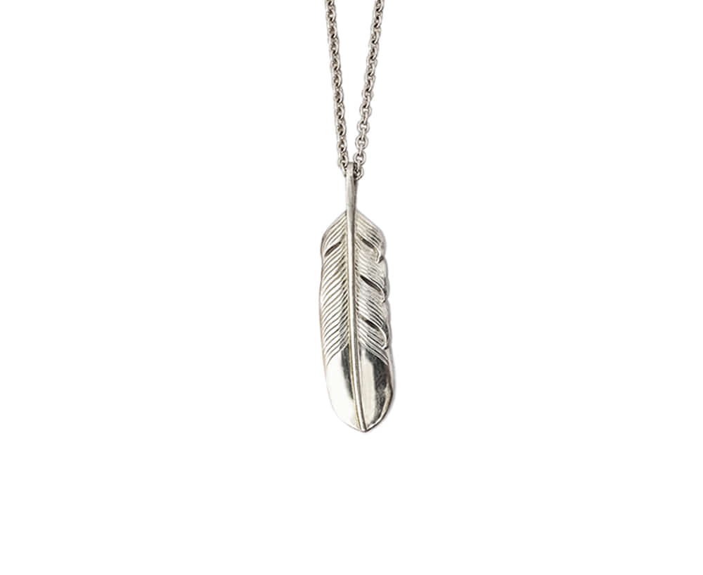 Feather Necklace s