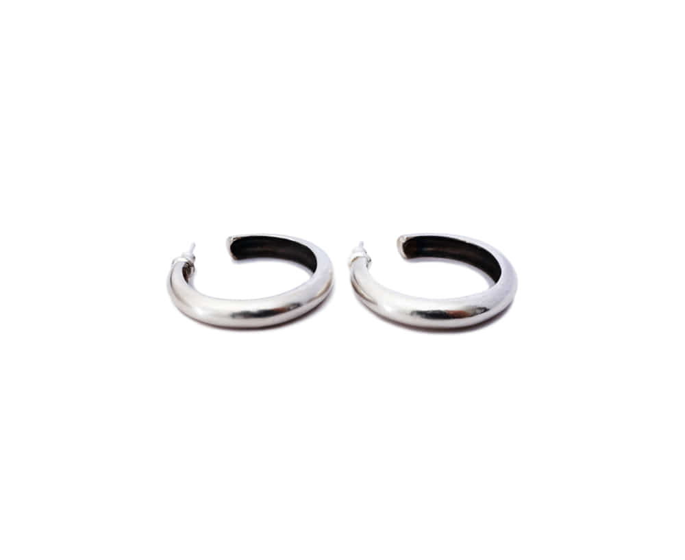 Round Earring (E-R4)